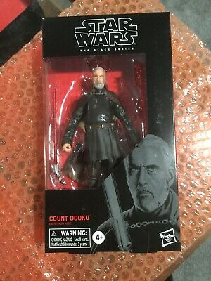 Star Wars ™ - The Black Series - Count Dooku - #107 - 6-Inch - Sealed - IN HAND