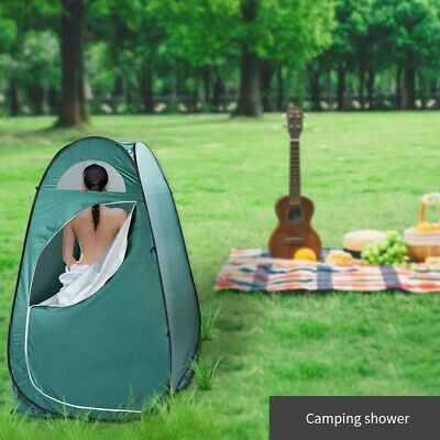 Portable Outdoor Pop-up Tent Dressing Fitting Room Toilet Privacy Shelter Tent