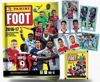 Images Panini Foot 2016-2017 a selectionner