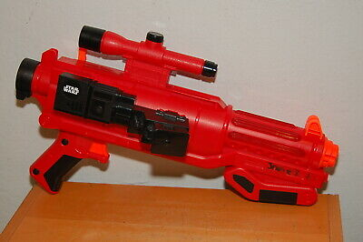 Star Wars Nerf Sith Trooper Blaster -- Lights & Sounds, Glowstrike
