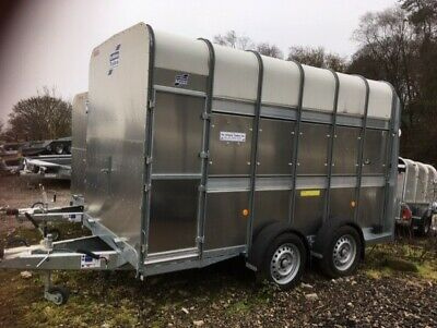 Ifor Williams Ta510 12Ft 7Ft Tall Cattle/Horse Trailer *Ex Demo*