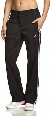 ADIDAS DAMEN HOSE Core Training Colorblock Slim Pant ...