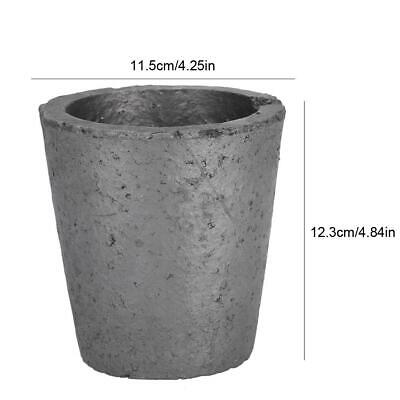 Silicon Carbide Crucible A5 Jewellers Melting Pot 13.8KG TC1458