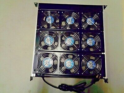 AVC 929225mm DB09225B48U DC48V 0.26A 4Wire 92mm Cooling Fan