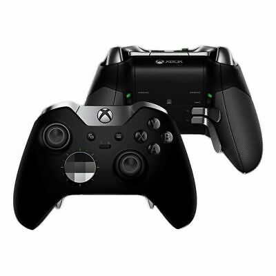 Microsoft Xbox One Elite Wireless Controller Black/Hex/Neo | Refurbished, UK