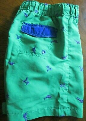 *NEW* Tommy Bahama Boy/'s Relax  Swim Trunks Multi Color B5 10//12 Size M