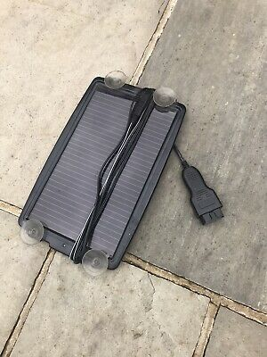 Solar Panel Charger - Mercedes Vito. Fully Working Battery Booster, Power Source