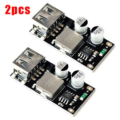 10Pcs MICRO USB to DIP Adapter 5Pin Female Connector PCB Converter BoardRSDE