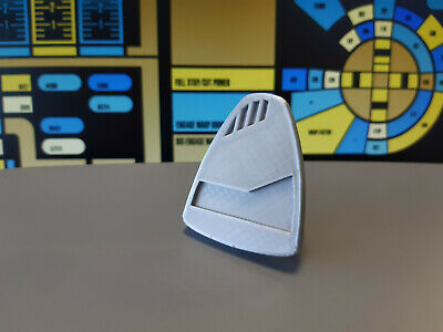 Cosplay unpainted Star Trek Voyager The Doctors EMH Mobile Holo Emitter
