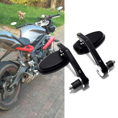 E MARKED PAIR MIRRORS FOR Triumph Speed Triple 2011-2014 10mm x 1 IN STOCK