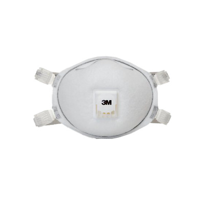 3M Cool Flow Respirator 8212, N95 with Faceseal