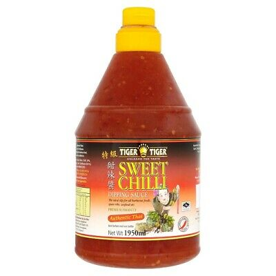 Tiger Tiger Sweet Chilli Dipping Sauce 1950ml