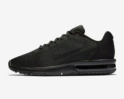 Homme Nike Air Max Sequent 2 Running Baskets 852461 601 UK 9