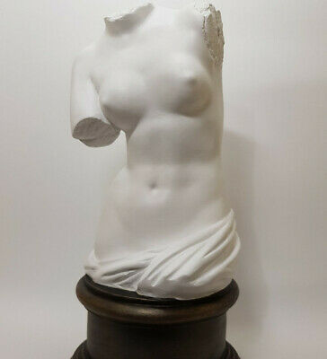 Aphrodite Goddess Venus de Milo figurine Ancient Greek sculpture