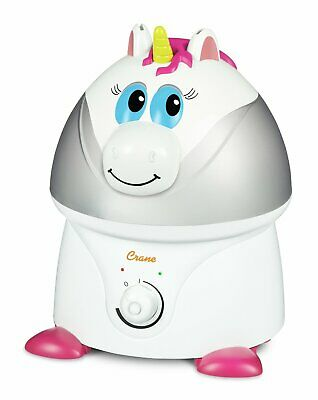 CRANE ULTRASONIC COOL Mist Train Humidifier £47.99