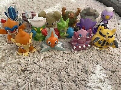 NEW SEALED Pokémon Battle 3 Figure Pack CHOICE OF PACK ONE SUPPLIED