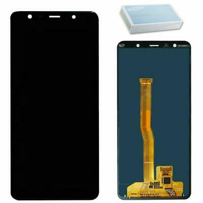 Display Lcd Samsung Galaxy A7 2018 A750F Sm-A750F Nero Touch Screen Originale
