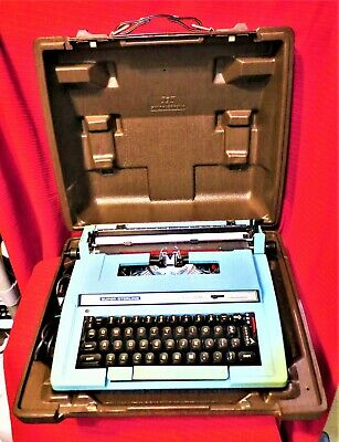 *SMITH CORONA SUPER STERLING ELECTRIC* TYPEWRITER RIBBON *REWIND INSTRUCTIONS*