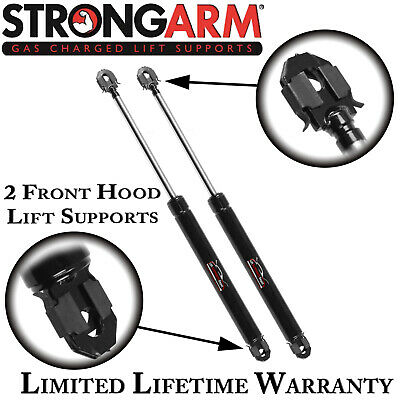 Qty 2 Strong Arm 6270 Front Hood Lift Supports