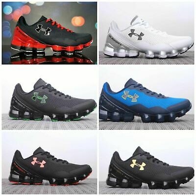 New Men/'s Under armour UA Scorpio 3 Generation Running Shoes Sport shoes red