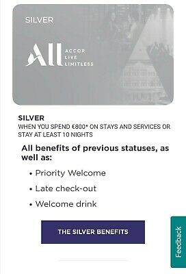 Accor Vacation Club Silver Membership for Sale