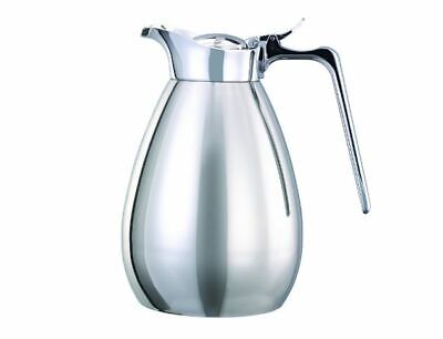 Kenco Thermal Coffee Pot Stainless Steel Carafe 0.6-Liter Vacuum Insulation NEW