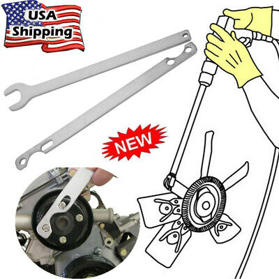 32MM /& 36MM Fan Clutch Wrench For BMW Mercedes-Benz Open End Wrench CA Ship