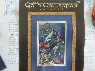 Cross Stitch Kit ~ Dimensions Gold Collection Petites Let/'s Fly Away #70-65181