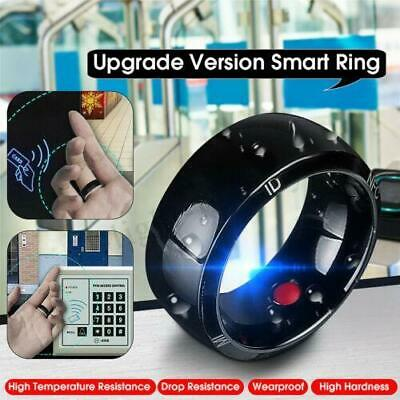 Multifunctional Magic NFC Smart Ring Wearable For All Android Mobile Phone