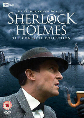 Sherlock Holmes: The Complete Collection (DVD, Boxset)