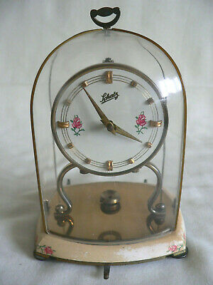Vintage Schatz & Sohne Germany Anniversary/Mantle Dome Clock-not working