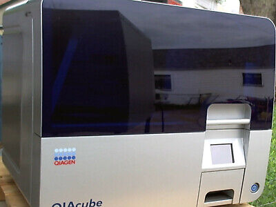 Qiagen Qiacube Automated Dna Rna Purification System 6 500 00 Picclick