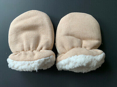 Baby Faux Sherpa Warm Hand Mittens