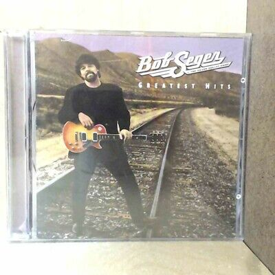 Bob Seger & The Silver Bullet Band - Greatest Hits (CD, 1994 Capitol) 8838