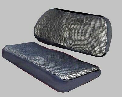 Free Shipping Dry & Cool Golf Cart 3D Airmesh Seat Covers For Club Car Precedent