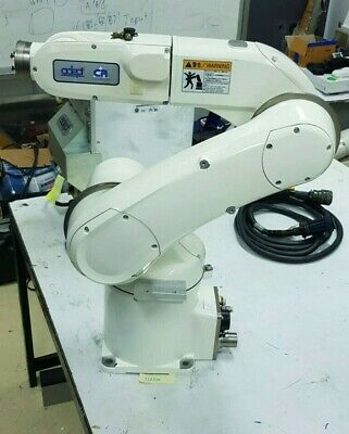 Adept Viper s850 6-axis robot arm / tested [see Testing video]