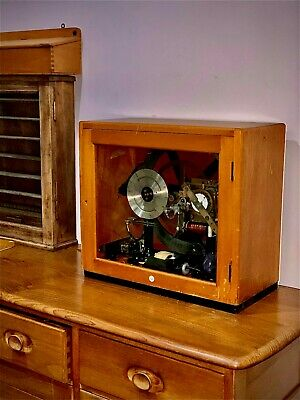Gents Of Leicester C69 Programmer Timer Slave Clock pul-syn-etic Not Synchronome