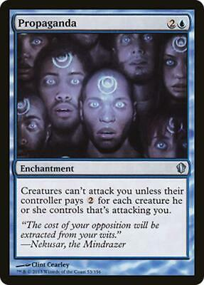 ***4x Tempt with Discovery*** MINT Commander 2013 MTG EDH Magic Cards