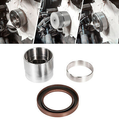 Sleeve and Seal 6.0L Powerstroke Front Crank Wear Sleeve Installer Kit Tool