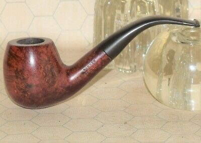 """PARKER BORDEAUX MADE IN LONDON ENGLAND 570 """"Dunhill 2nd"""" Tobacco Pipe #0152"""