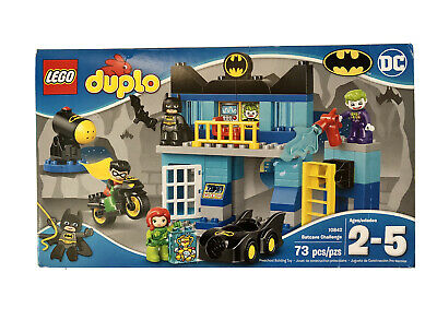 "LEGO DUPLO BATMAN DC SUPER HERO Replacement 2.5/"" MINI FIGURE Rare Comics Part"