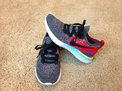 Nike Epic React Flyknit 2 Youth Shoes Sneakers size 4y