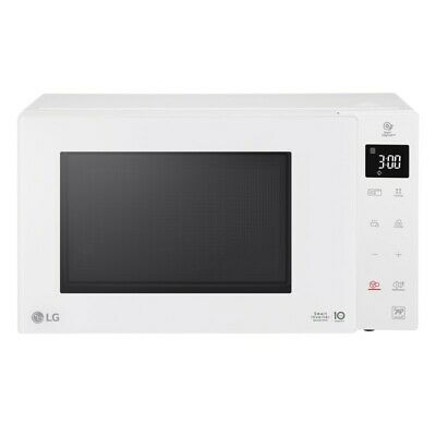 LG microonde Smart Inverter Grill 23 litri 1150W Easy Clean™ White Luxury