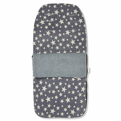 Cosy Toes Compatible with Cybex Eezy Grey Deluxe Footmuff