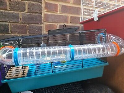 Small Dwarf Hamster Cage And 8 X Accessories Pets At Home 8 99 Picclick Uk