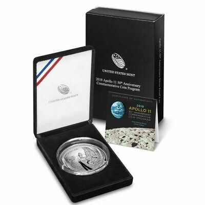 US Mint Apollo 11 50th Anniversary 2019 Five Ounce Proof 5 oz  SERIOUSLY WOW!!!