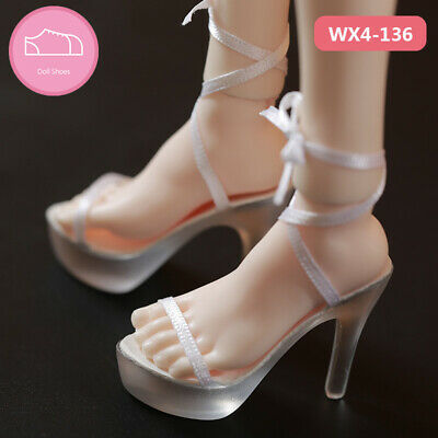 New sandals High heels Shoes For 1//4 BJD Doll SD Doll WX4-73 WX4-70