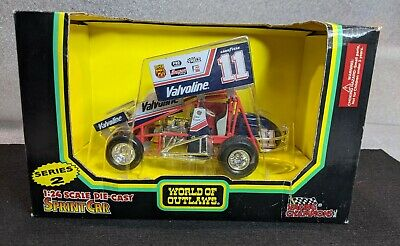 Steve Kinser Knoxville Nationals 1993 Racing Champions Commerative 1//64th scale