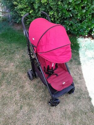 Joie brisk stroller Cherry red Pushchair