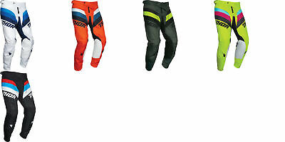 Thor S21 Pulse Racer Pants MX Off-road All Sizes & Colors